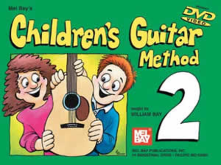 Children's Guitar Method Volume 2
