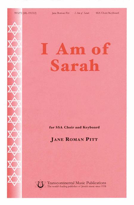 I Am of Sarah