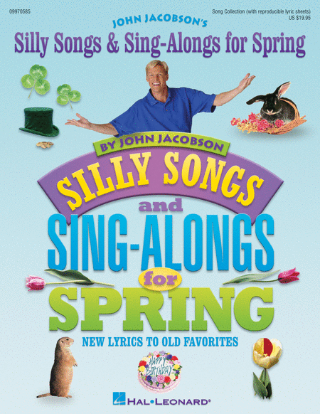 Silly Songs & Sing-Alongs for Spring