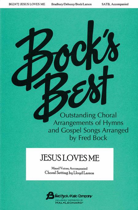 Jesus Loves Me (with Claire de Lune)