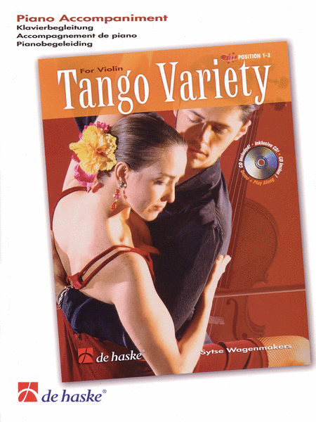 Tango Variety for Violin (Piano Accompaniment)