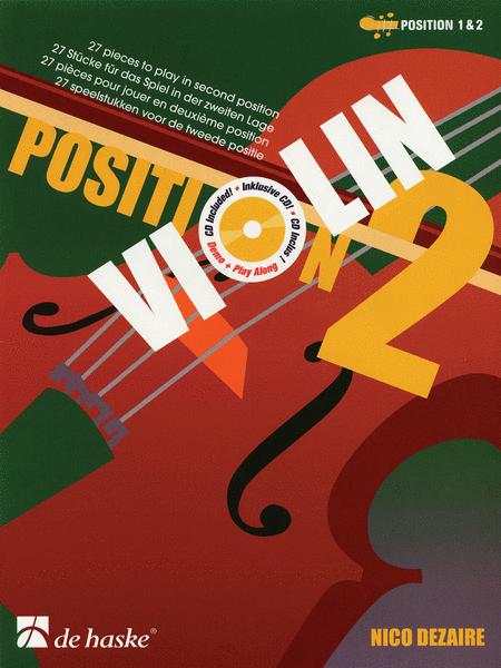 Position 2 - Violin