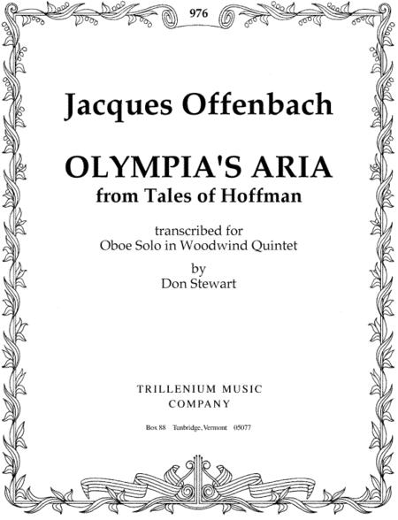 Olympia's Aria
