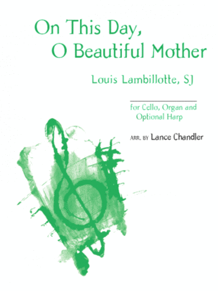 On This Day, O Beautiful Mother