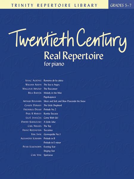 Twentieth Century Real Repertoire