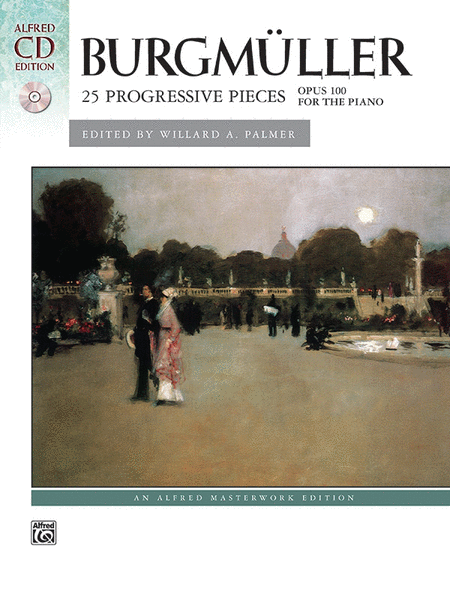 25 Progressive Pieces, Op. 100 - Book & CD
