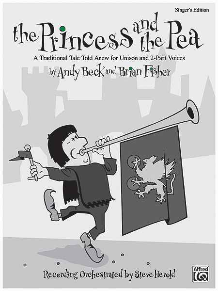 The Princess and the Pea - CD Preview Pak