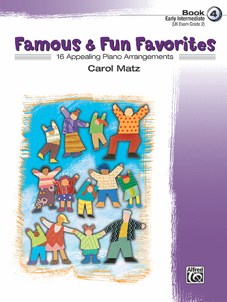 Famous & Fun Favorites - Book 4