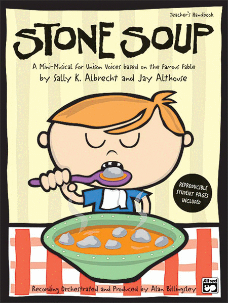 Stone Soup - Soundtrax CD (CD only)