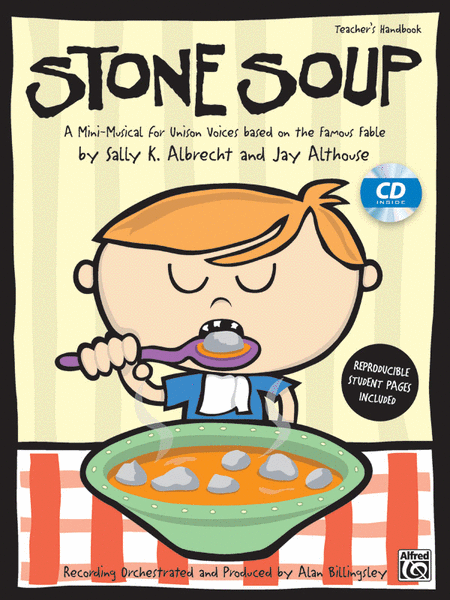 Stone Soup - CD Kit
