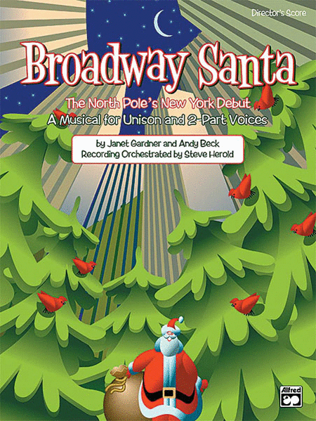 Broadway Santa - CD Preview Pak