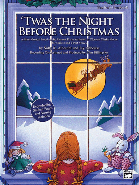 Twas the Night Before Christmas - Soundtrax CD (CD only)