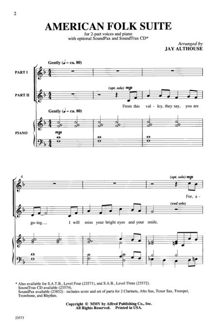 American Folk Suite