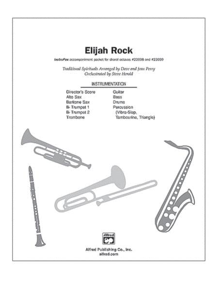 Elijah Rock