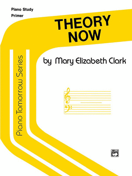 Piano Tomorrow Series: Theory Now, Primer