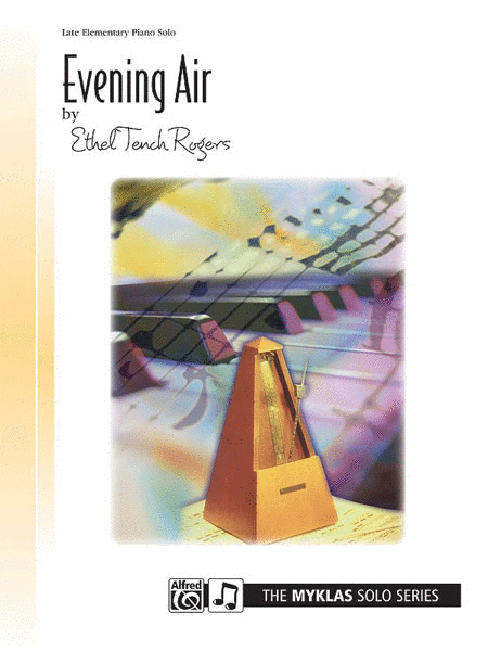 Evening Air (for left hand alone)