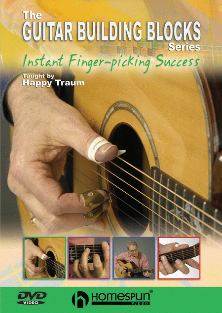 Happy Traum's Guitar Building Blocks