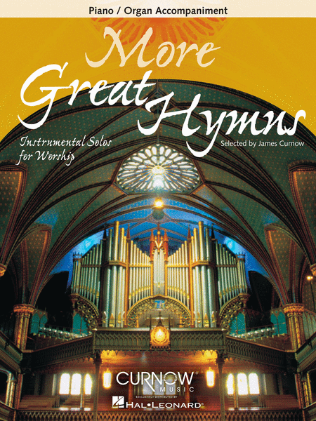 More Great Hymns (Piano/Keyboard) - No CD
