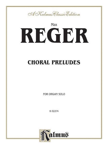 Choral Preludes, Op. 67