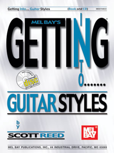 Getting Into Guitar Styles
