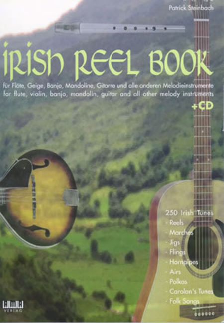 Irish Reel Book