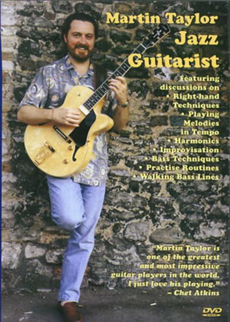 Martin Taylor Jazz Guitarist