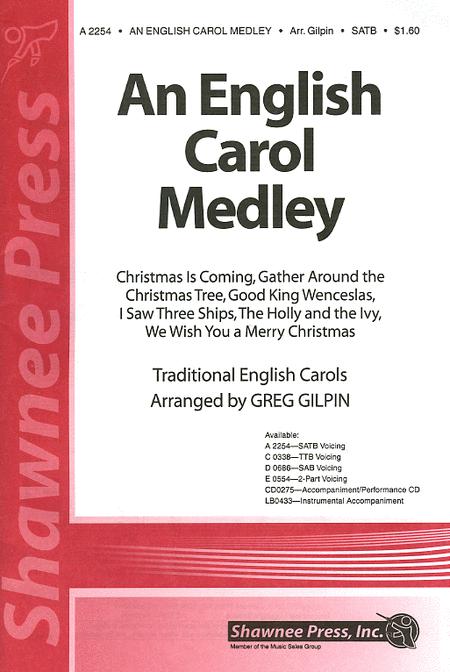 An English Carol Medley