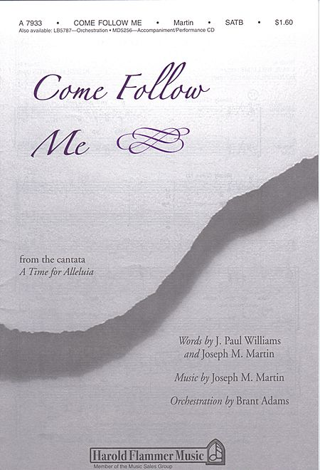 Come Follow Me (from A Time for Alleluia)