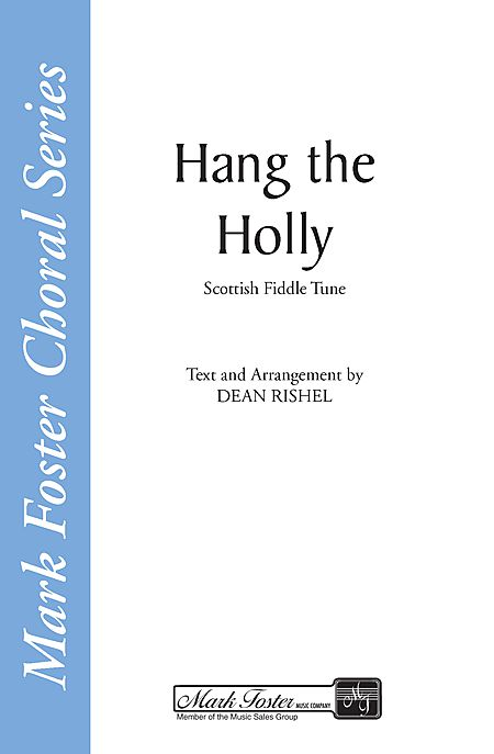 Hang the Holly (The Christmas Eve Reel)