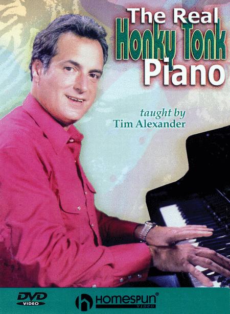 The Real Honky Tonk Piano
