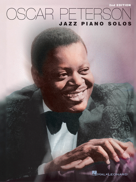 Oscar Peterson - Jazz Piano Solos, 2nd Edition