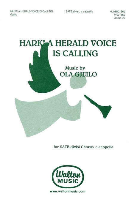 Hark! A Herald Voice Is Calling
