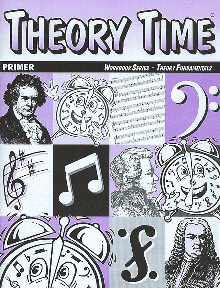 Theory Time Primer Workbook