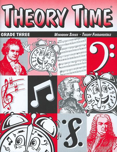 Theory Time Grade 3 Workbook