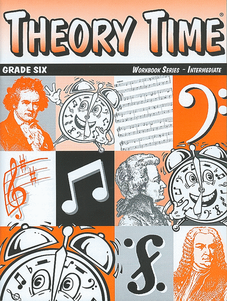 Theory Time Grade 6 Workbook