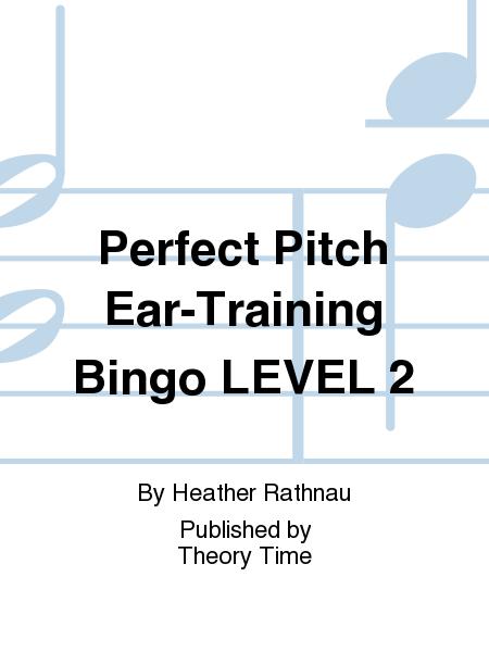 Perfect Pitch Ear-Training Bingo LEVEL 2