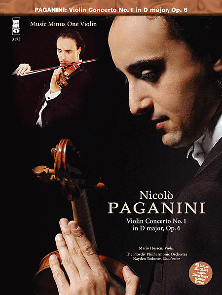 Paganini - Concerto No. 1 in D, Op. 6