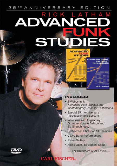Advanced Funk Studies DVD