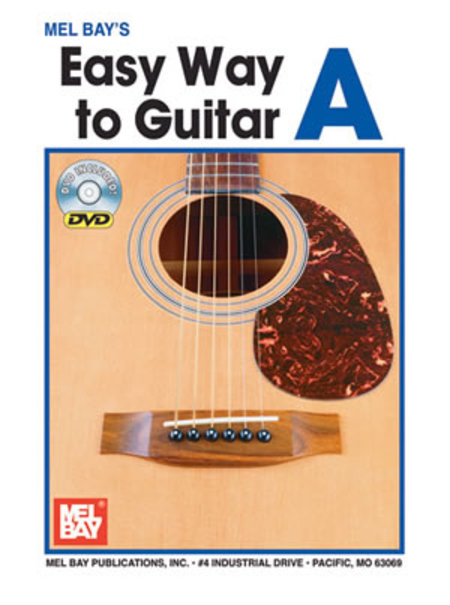 Easy Way to Guitar A