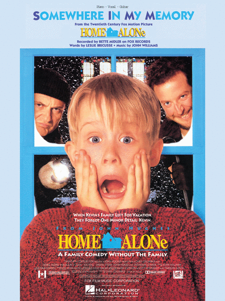 Somewhere in My Memory (from Home Alone)
