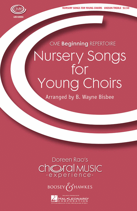 Nursery Songs for Young Choirs
