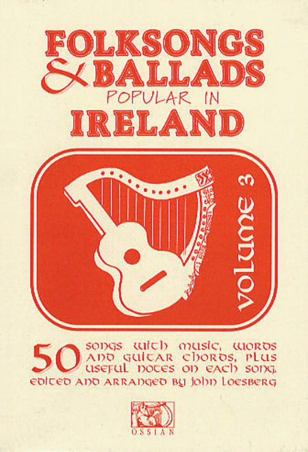 Folksongs & Ballads Popular in Ireland