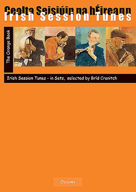 Irish Session Tunes - The Orange Book