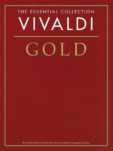 Vivaldi Gold - The Essential Collection