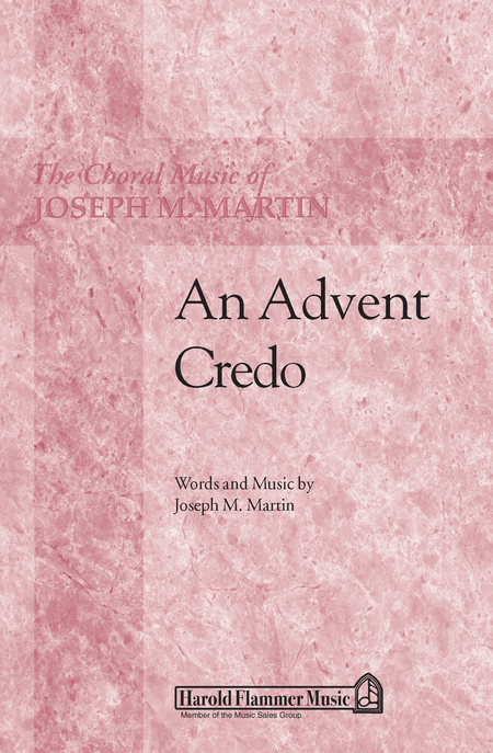 An Advent Credo
