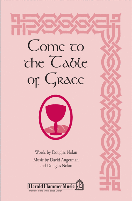 Come to the Table of Grace