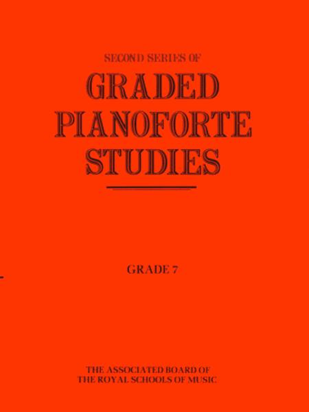 Graded Pianoforte Studies, Second Series, Grade 7