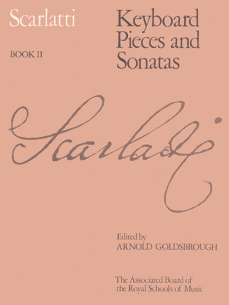 37 Keyboard Pieces & Sonatas: Book 2