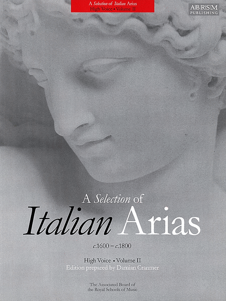 A Selection of Italian Arias (High Voice) - Volume 2