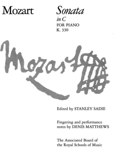 Sonata in C, K. 330